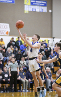 Gallery: Boys Basketball Ilwaco @ Toutle Lake